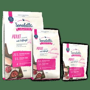 Bosch Sanabelle Adult Poultry / Бош Санабель Эдалт с птицей