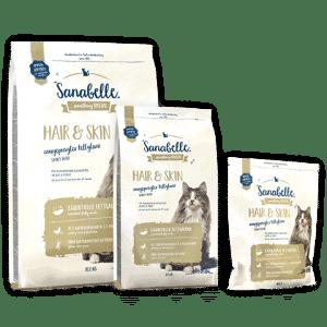 Bosch Sanabelle HAIR & SKIN / Бош Санабель для здоровья и цвета шерсти