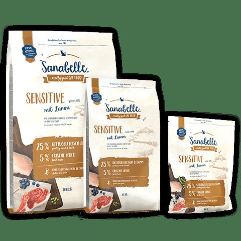 Bosch Sanabelle Sensitive Lamb
